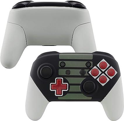 eXtremeRate Carcasa Agarre para Nintendo Switch Pro Funda Tacto ...