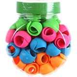 Smartneedle SNPEELS12J 60 Piece Jar Peels Spool Huggers Art and Craft Product