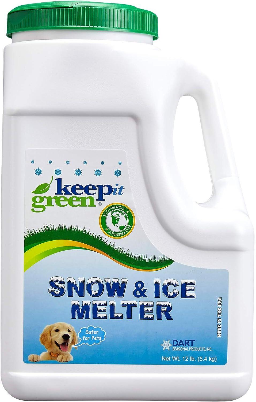 Keep It Green Pet Safe Ice Melt