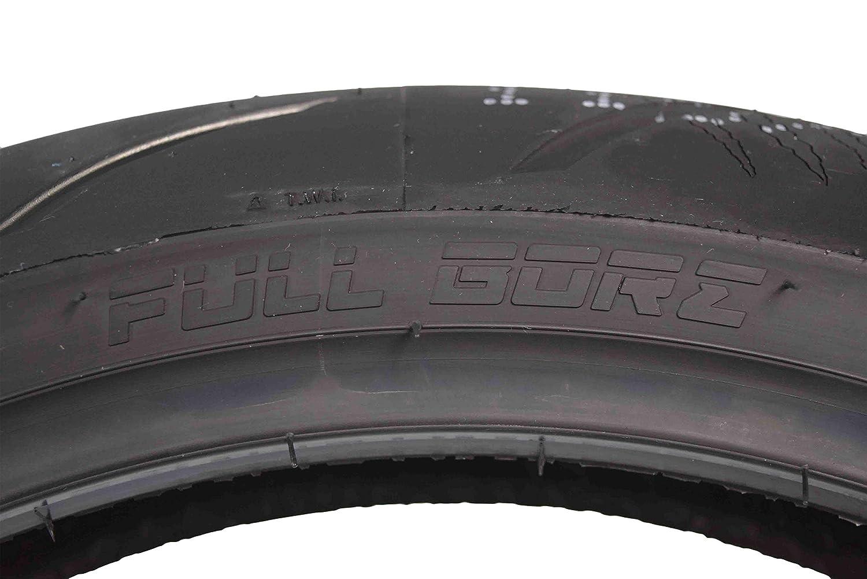 190//50ZR17 Rear Full Bore F2 Series 190//50ZR17 Rear Radial Motorcycle Sport Bike Tire Single 190//50-17