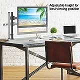 Gibbon Mounts Single Monitor Desk Mount Fit Full