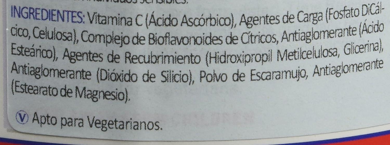 Lamberts Vitamina C Liberación Sostenida 500mg - 250 Tabletas: Amazon.es: Salud y cuidado personal