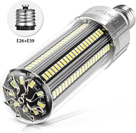 54W Super Bright LED Corn Light Bulb E26 with E39 Mogul Base Large Area Ligh US