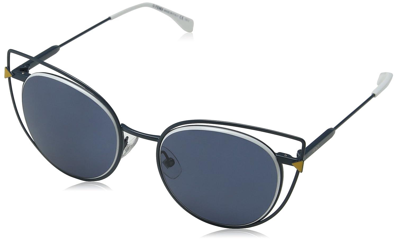 Fendi FF0176-S-TLP-72-53 Eye Colour FF 0176-S TLP 72 Blue Sunglasses RRP £335