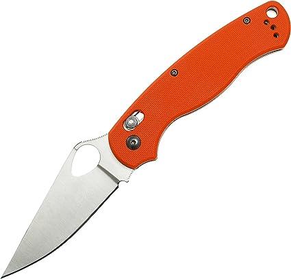 edelsteel es802/tasche Coltello pieghevole//Coltello da tasca 440/C Acciaio inossidabile