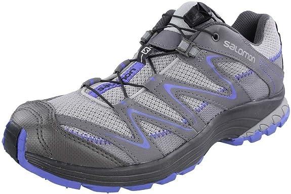 SALOMON Trail Score W - Zapatillas de Senderismo Mujer: Amazon.es: Zapatos y complementos