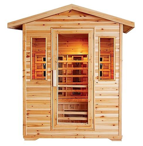 Cayenne Outdoor Sauna