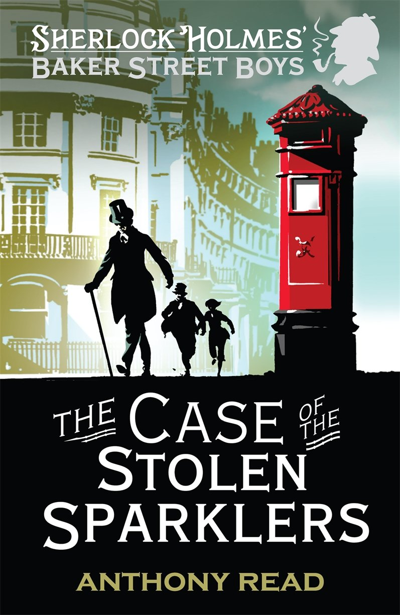 Download The Baker Street Boys: The Case of the Stolen Sparklers ebook