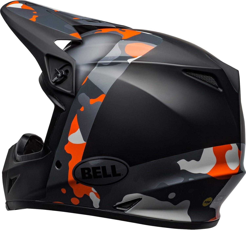 BELL MX-9 MIPS Presence Motocross Helmet