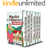 Murder in the District: Lady Margaret Turnbull Cozy Mysteries: The Complete Collection: 6 Book Box Set (Cozy Culinary Mystery Series 7)