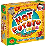 Hot Potato Junior Family Game. Excellent, Engaging Fun Family Game. Simple Rules and Lots of Laughs.
