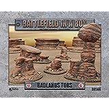Battlefield in a Box Badlands Tors