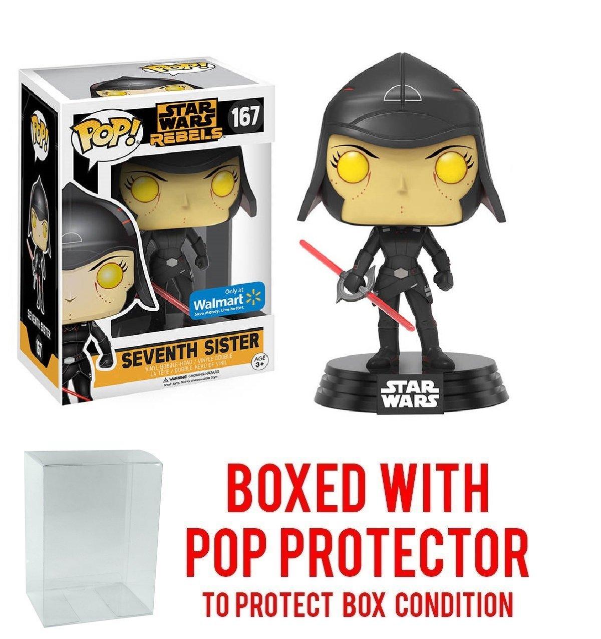 size 40 6e71d 35024 Amazon.com: Funko Pop! Star Wars Rebels: Seventh Sister #167 ...