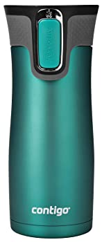 Contigo 16 Oz Biscay Bay Reusable Coffee Cup