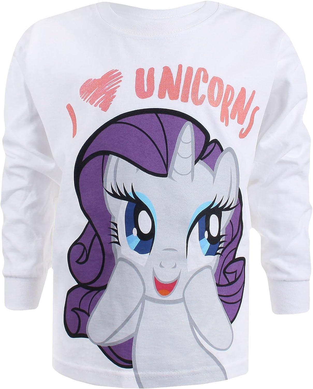 My Little Pony Girls I Heart Unicorns T-Shirt