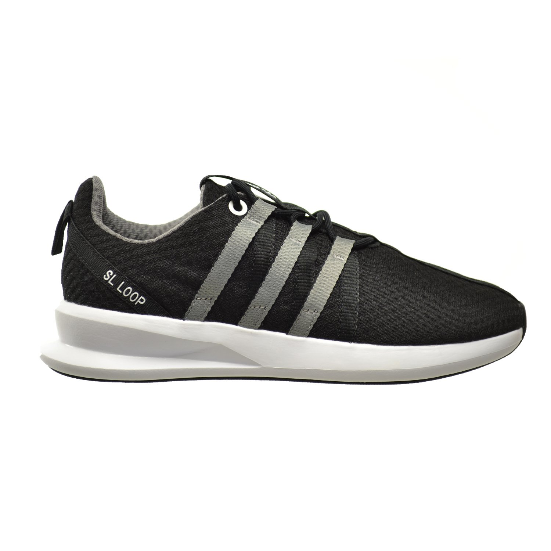 898b92ab7df0 Amazon.com  adidas SL Loop Racer J Big Kids Shoes Core Black Running  White Solid Grey c77540 (6 M US)  Shoes