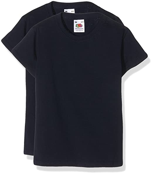 4 opinioni per FOTL 0610052- Maglietta Bambina (pacco da 2)