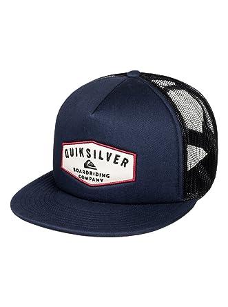 Quiksilver - Gorra de béisbol - para Hombre Navy Blazer: Amazon.es ...