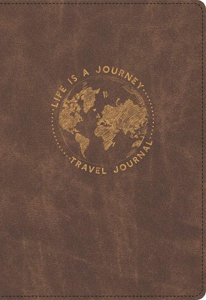 Paperback Travel Journal