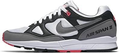 Nike Mens Air Span 2 Hot Coral Ah8047 005 Size - 10