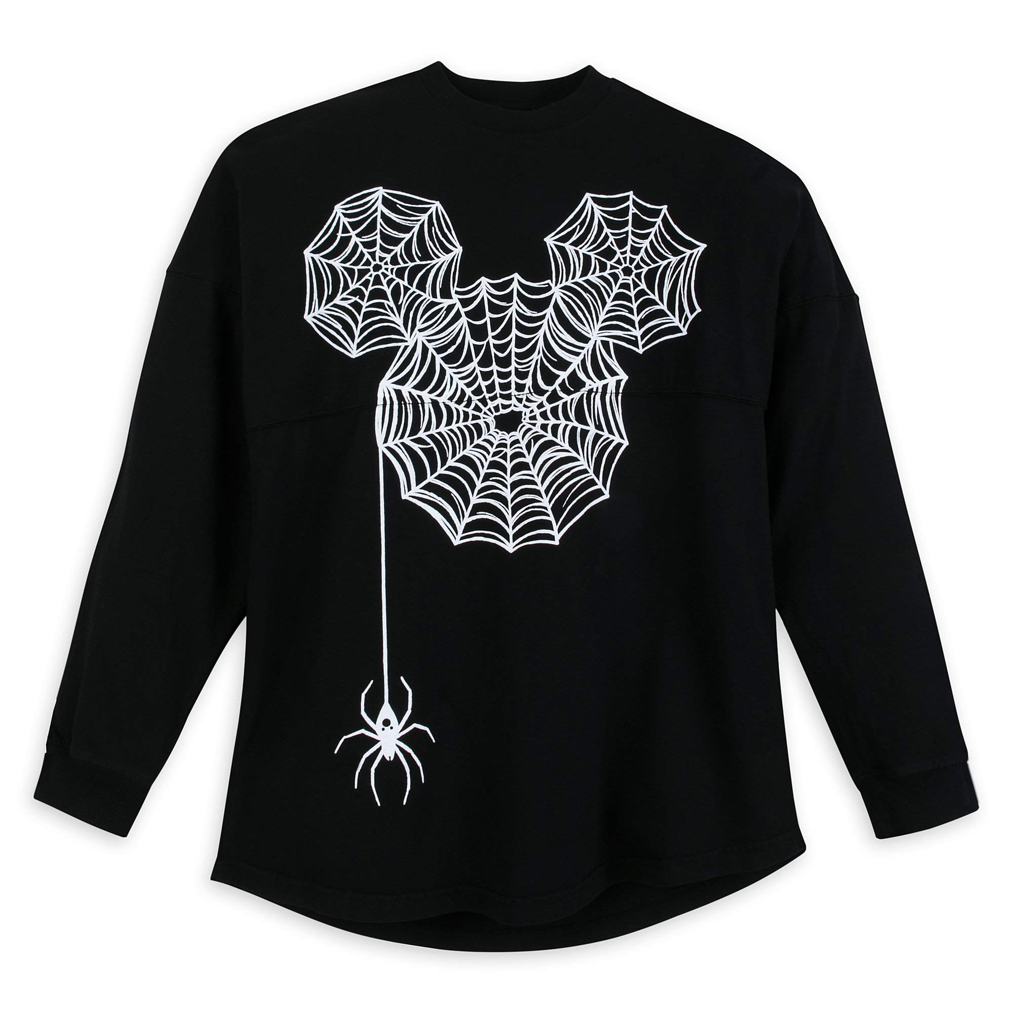 Disney Mickey Mouse Halloween Spirit Jersey for Adults Size Ladies M Multi by Disney