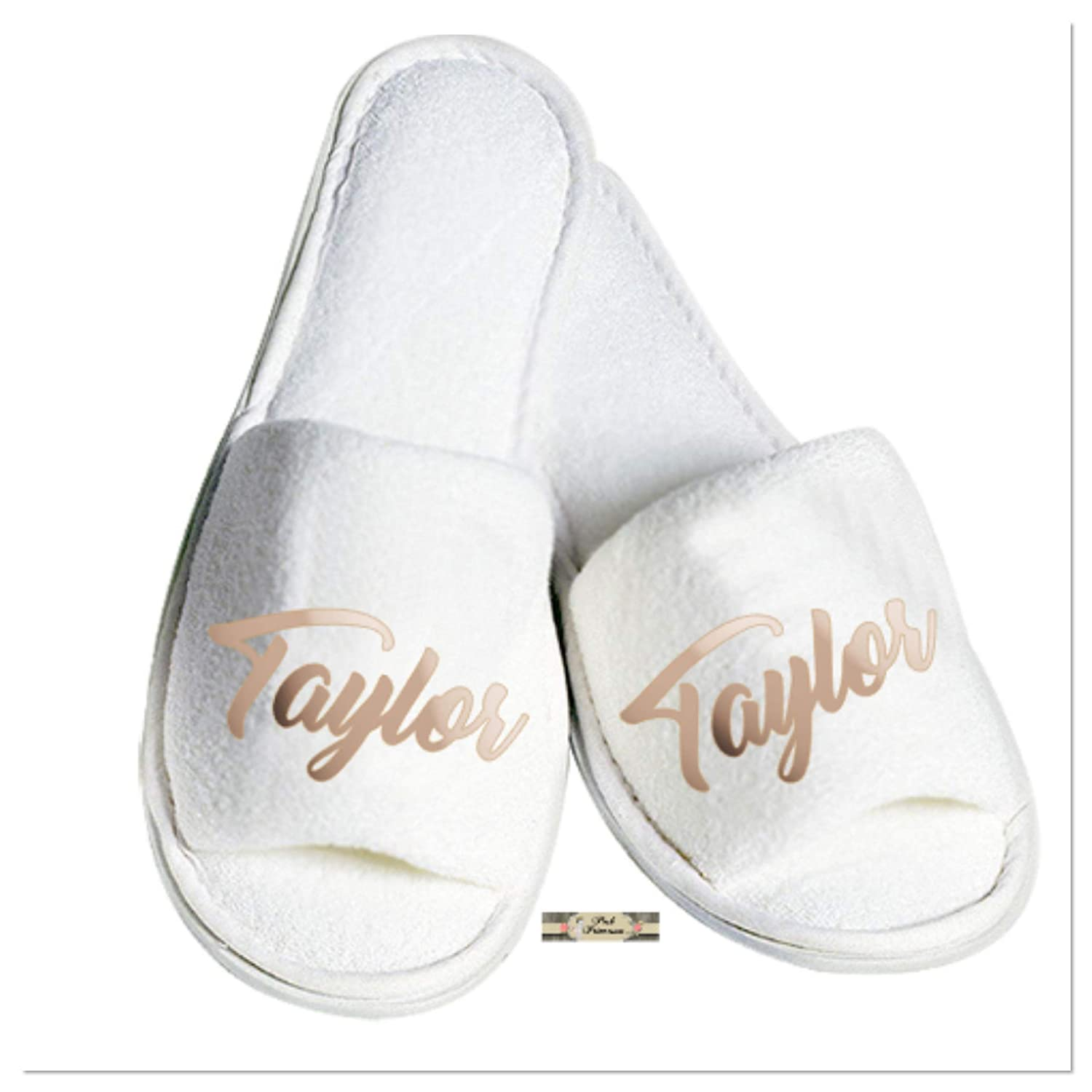 ac84653bf Amazon.com  Wedding Slippers