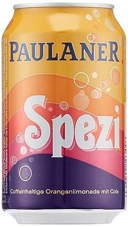 Paulaner Spezi - Ingredients ...