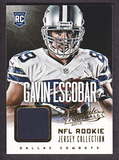 Cheap 2013 Absolute Football Rookie JERSEY Collection #10 Gavin Escobar  for cheap