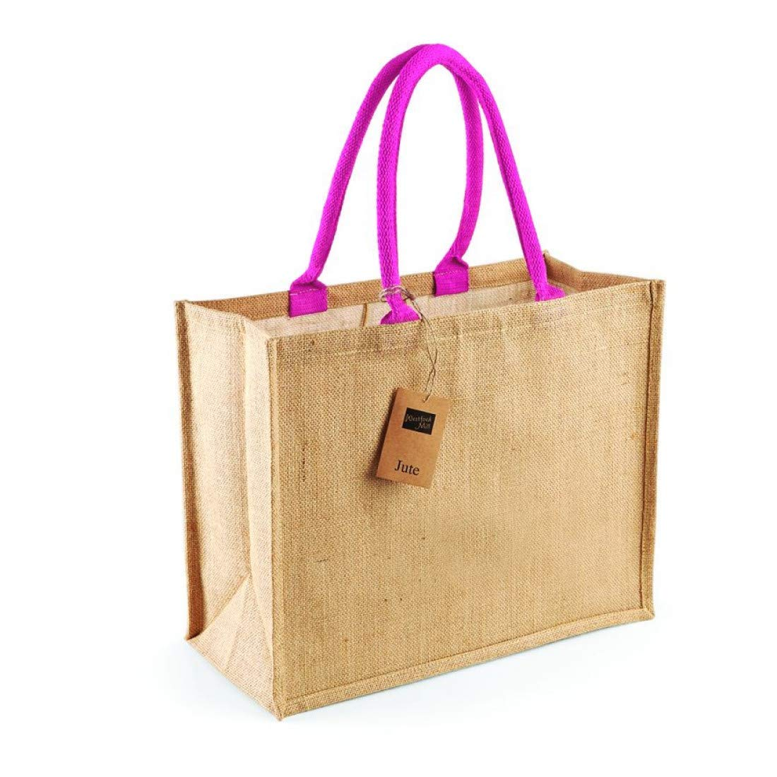 Westford Mill Classique Jute Shopper