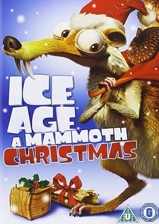 Ice Age A Mammoth Christmas.Ice Age A Mammoth Christmas Dvd Amazon Co Uk Karen