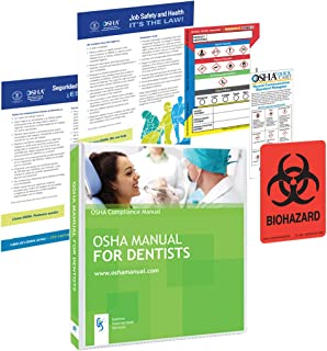 amazon com 2018 osha made easy osha ghs compliance manual for rh amazon com Dental Office Infection Control Training Dental Office Infection Control