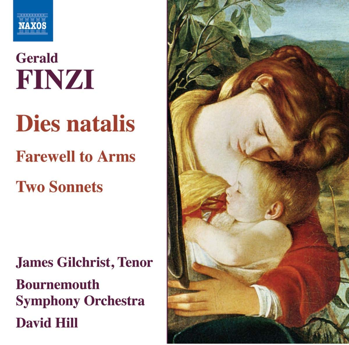 Finzi: Dies Natalis; Max 46% OFF Farewell To Two Arms; Sonnets Max 80% OFF