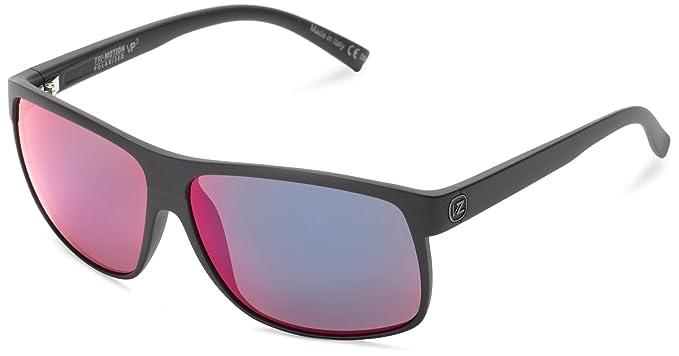 8fc92ea505 Amazon.com  VonZipper Sidepipe Polarized Square Sunglasses