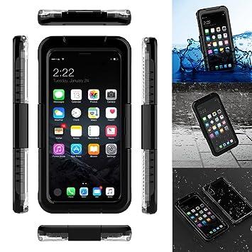 Donkeyphone S11X8GC1200 - Carcasa acuática para iPhone X y ...