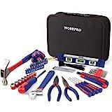 WORKPRO Home Reparatieset 100-tlg. Werkzeugsatz