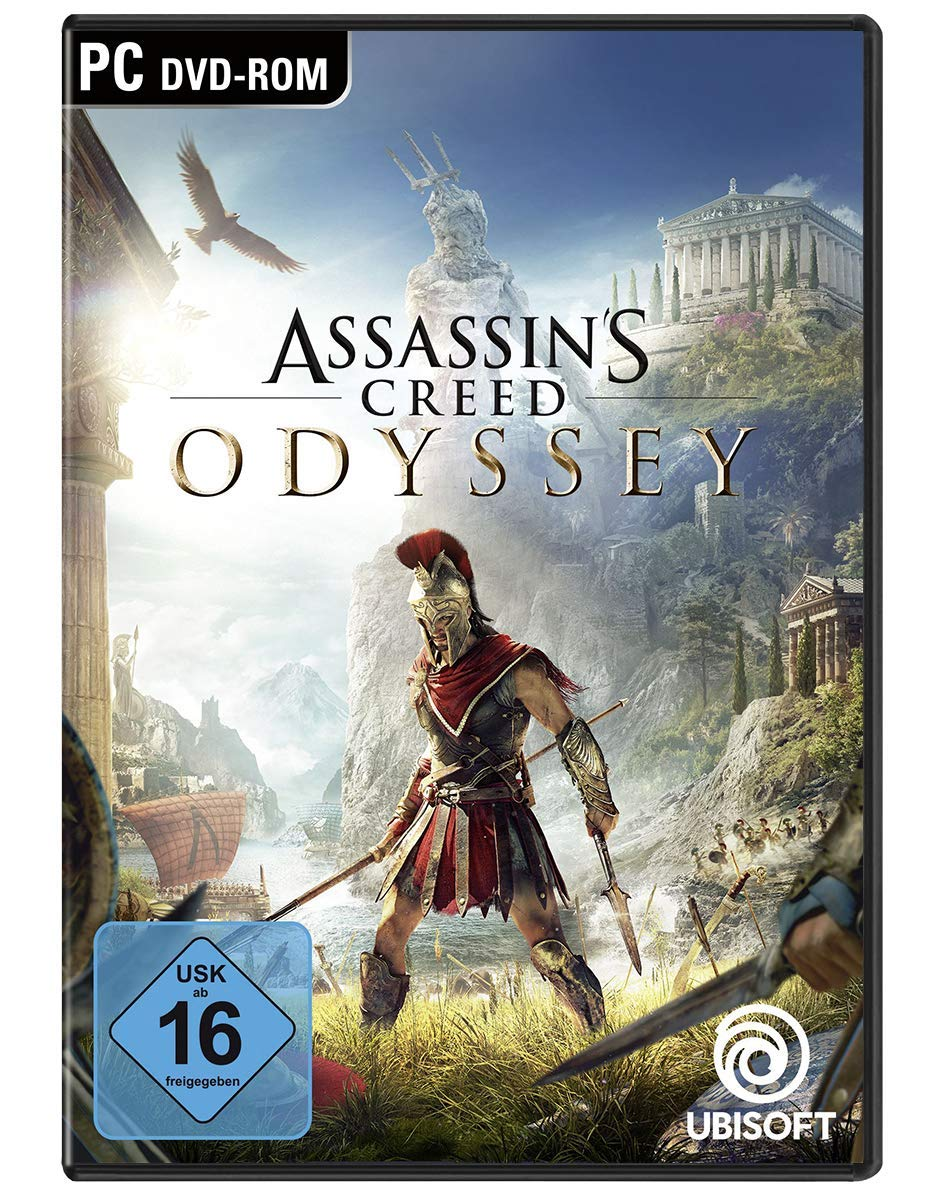 Assassins Creed Odyssey Standard Edition Pc Amazonde Games