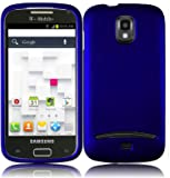 For Samsung©Galaxy S Relay 4G T699 Hard Cover Case Blue Accessory