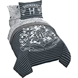 Jay Franco Harry Potter Draco Dormiens Bed Set, Full