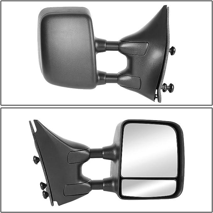 Exterior Mirrors Motors DNA Motoring MR-OEM-032-R Factory Style ...