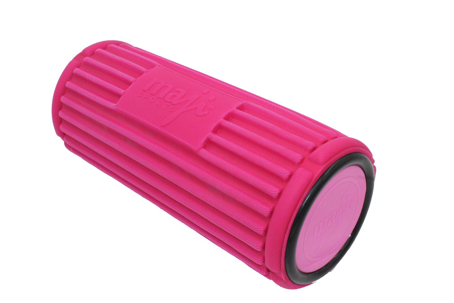 Maji Sports 1425583 Tri-Ribbed Foam Roller