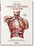 Atlas of Human Anatomy and Surgery / Atlas d'anatomie humaine et de chirurgie / Atlas der menschlichen Anatomie und Chirurgie