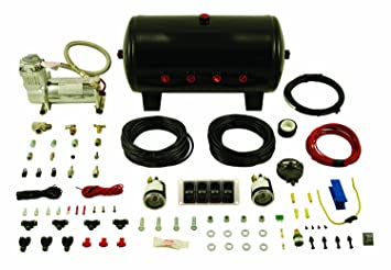 amazon com air lift 27666 4 way manual control system automotive air lift 27666 4 way manual control system