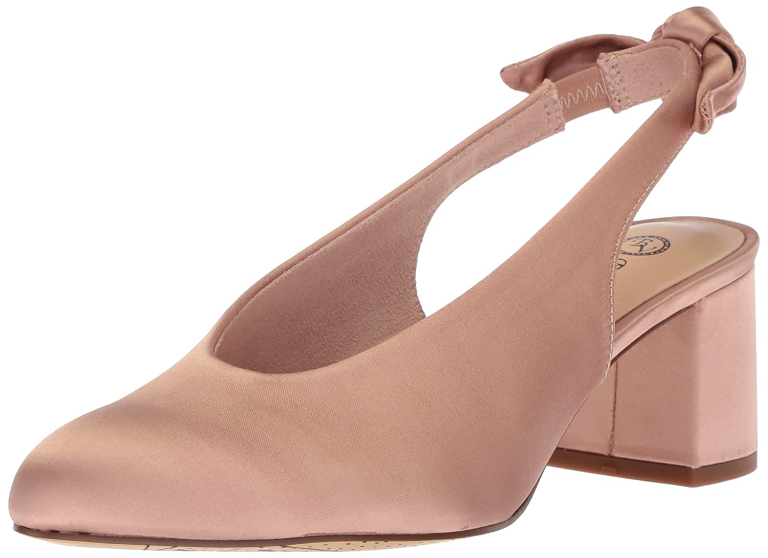 Bella Vita Women's Joni Pump B0781VQF8G 9 2W US|Blush Satin