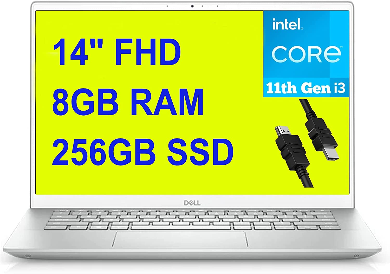 Flagship 2021 Dell Inspiron 14 5000 Laptop Computer 14