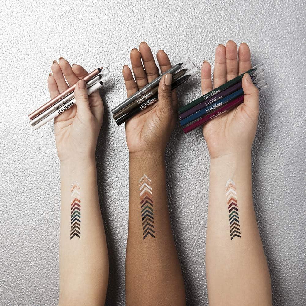Maybelline Lápiz de Ojos Efecto Tatuaje Tattoo Liner 940 Rich ...