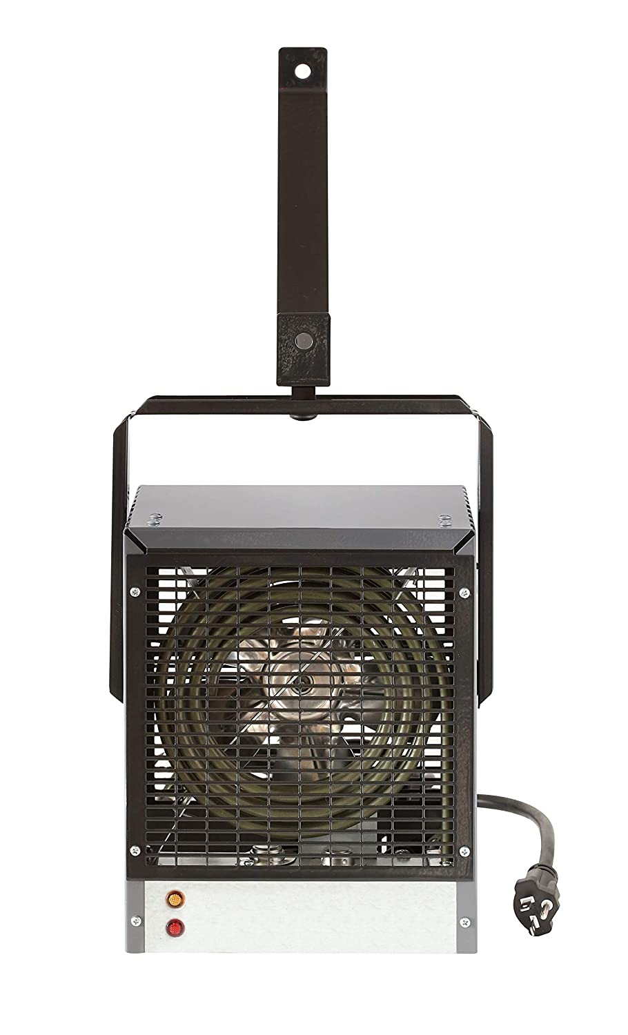 Dimplex Dgwh4031g Garage And Shop Large 4000 Watt Forced Wiring 3 Wire Hot Tub 4 Circuit Air Industrial Space Heater In Gray Black Finish Home Kitchen