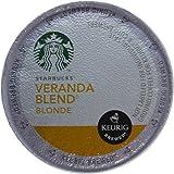 Starbucks Veranda Blend Blonde Roast Keurig K-Cups (32 Pack)