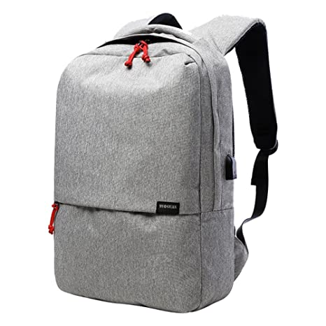 Santimon Portatil De Mochila USB Ordenador PC para Viaje Escuela Negocios Trabajo Bolso 17 Pulgadas (