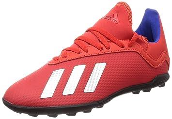 adidas Kinder Fussballschuhe X 18.3 TF J: : Sport