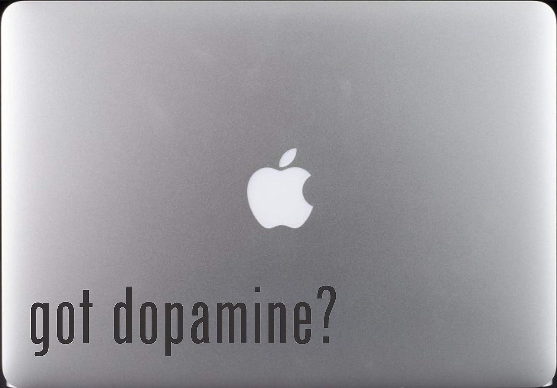 "Pandora Stickers Arts and Hobbies Got Dopamine ? Vinyl Decal Sticker Decor for Apple MacBook Pro 11"" 13"" 15"" Laptop Scientific Science Decor Decoration Sticker: 7 X 1.6 Inch"